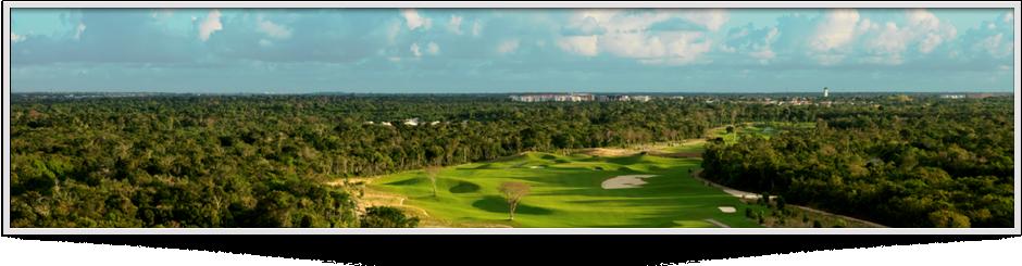 Luxury Golf Court Punta Cana