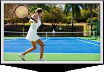 Tennis Court Punta Cana